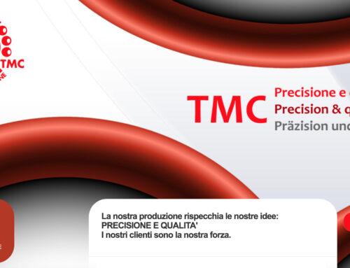 TMC Srl, meccanica di alta precisione