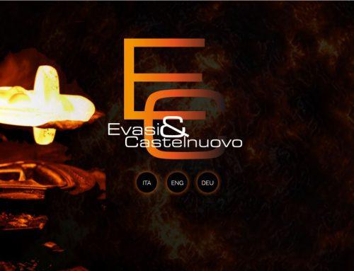 Gestione sito web Dal 2015, Web Design,Logo Design, gestione aggiornamento sito web, graphics & video editing, content wrtiting per Evasi & Castelnuovo