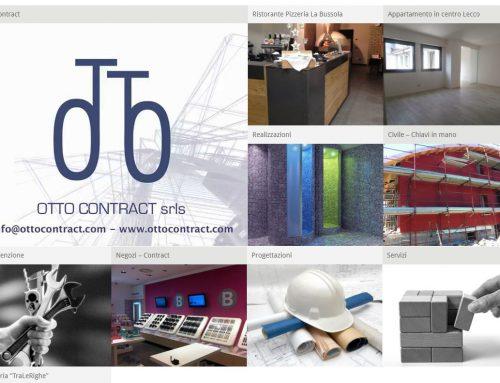 Dal 2015 , Web Design, gestione aggiornamento sito web, graphics & video editing, assistenza hardware & software, networking administration di Otto Contract srls